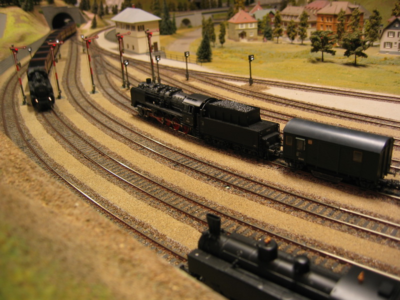Model Railroad Computer Control With Traincontroller